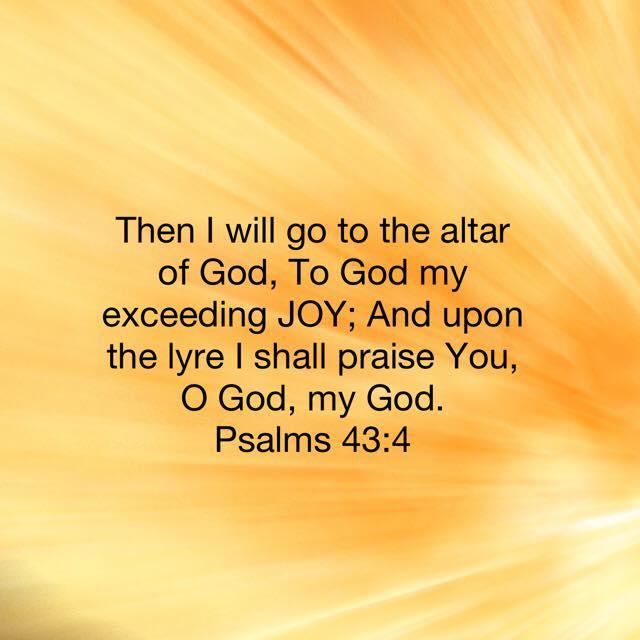 Psalm 43-4